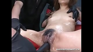 Domination & submission Extreme Activity With Bondage Toys and Orgasms