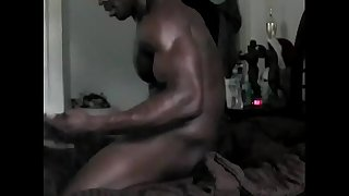 Big black cock Digging Deep